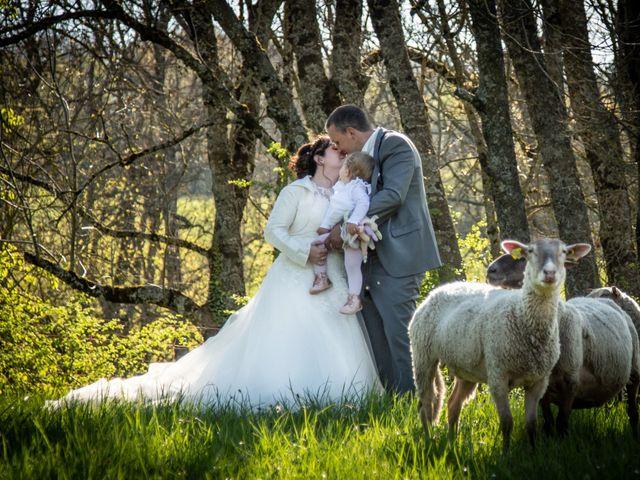 Le mariage de Benoit et Audrey à Draillant, Haute-Savoie 2