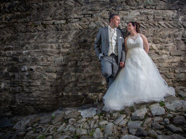 Le mariage de Benoit et Audrey à Draillant, Haute-Savoie 4