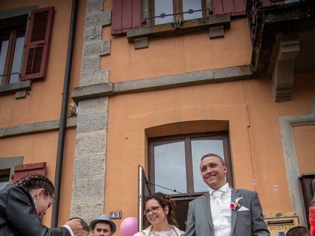 Le mariage de Benoit et Audrey à Draillant, Haute-Savoie 5