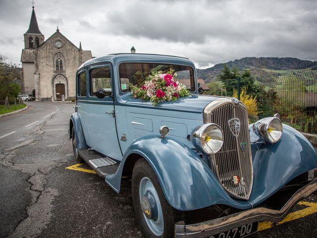 Le mariage de Benoit et Audrey à Draillant, Haute-Savoie 6