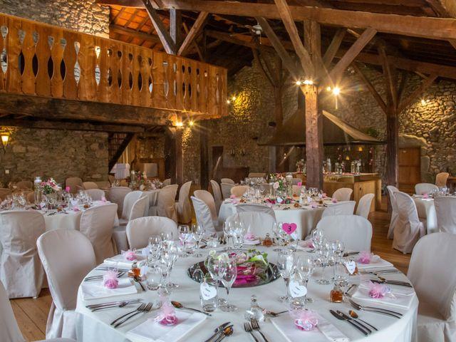 Le mariage de Benoit et Audrey à Draillant, Haute-Savoie 7