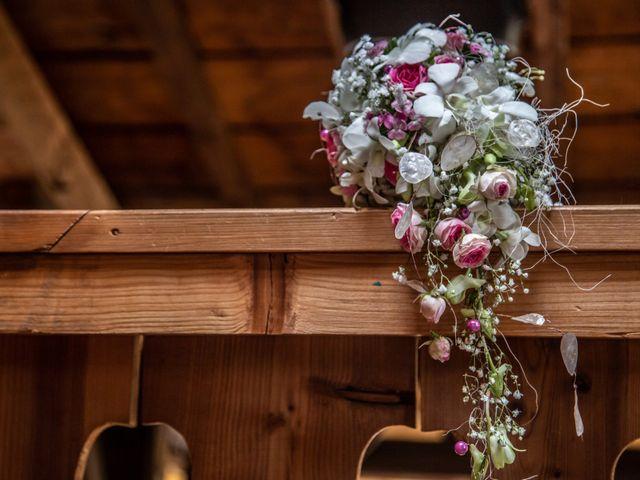 Le mariage de Benoit et Audrey à Draillant, Haute-Savoie 10