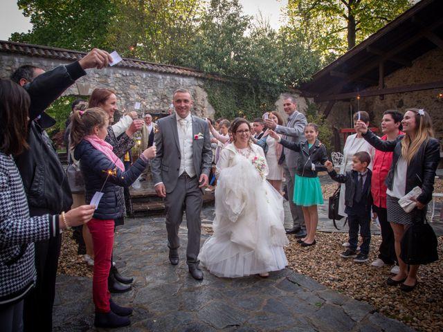 Le mariage de Benoit et Audrey à Draillant, Haute-Savoie 11