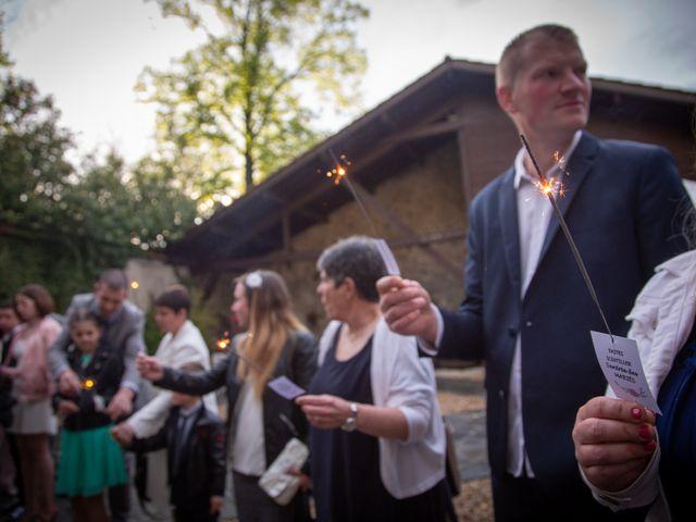 Le mariage de Benoit et Audrey à Draillant, Haute-Savoie 12