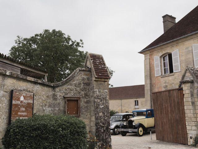 Le mariage de Julien et Marion à Cires-lès-Mello, Oise 1