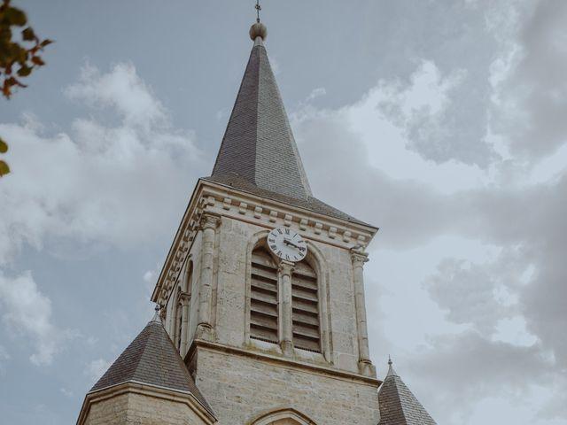 Le mariage de Mary Katherine et Alexis à Plombières-lès-Dijon, Côte d'Or 3