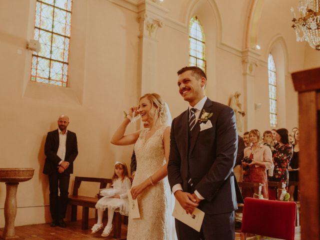 Le mariage de Mary Katherine et Alexis à Plombières-lès-Dijon, Côte d'Or 8