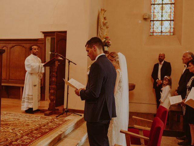 Le mariage de Mary Katherine et Alexis à Plombières-lès-Dijon, Côte d'Or 10