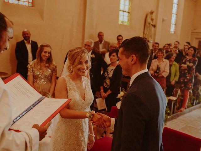 Le mariage de Mary Katherine et Alexis à Plombières-lès-Dijon, Côte d'Or 12