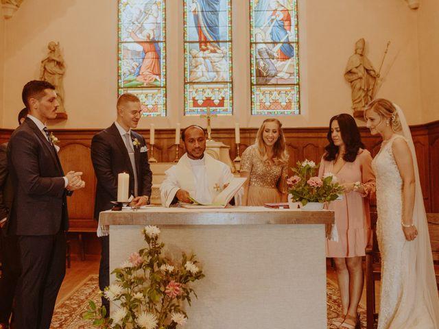 Le mariage de Mary Katherine et Alexis à Plombières-lès-Dijon, Côte d'Or 20