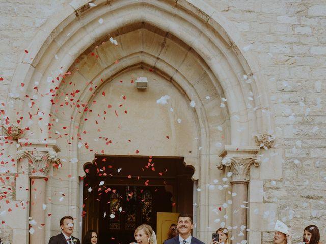 Le mariage de Mary Katherine et Alexis à Plombières-lès-Dijon, Côte d'Or 23