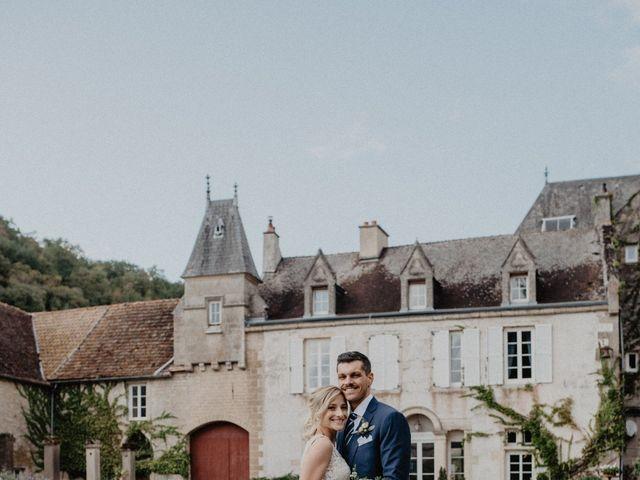 Le mariage de Mary Katherine et Alexis à Plombières-lès-Dijon, Côte d'Or 54