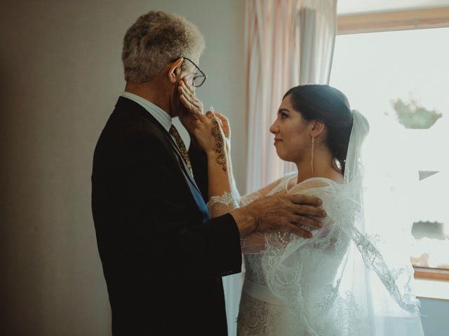 Le mariage de Quentin et Ines à Roanne, Loire 83