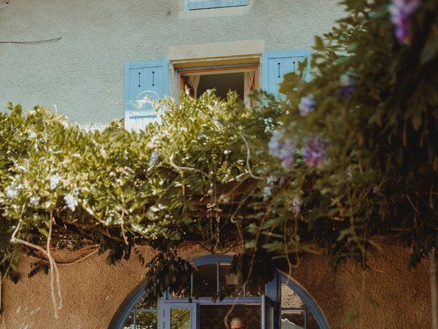 Le mariage de Quentin et Ines à Roanne, Loire 86