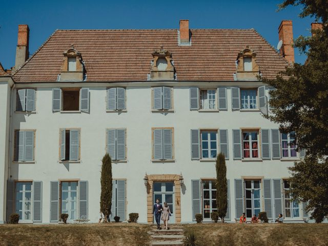 Le mariage de Quentin et Ines à Roanne, Loire 89