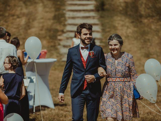 Le mariage de Quentin et Ines à Roanne, Loire 90