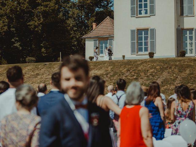 Le mariage de Quentin et Ines à Roanne, Loire 93