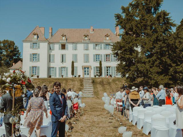 Le mariage de Quentin et Ines à Roanne, Loire 95