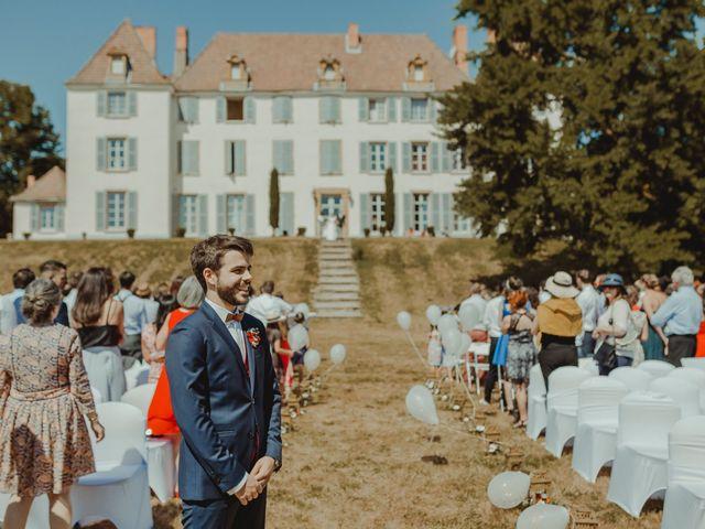 Le mariage de Quentin et Ines à Roanne, Loire 96