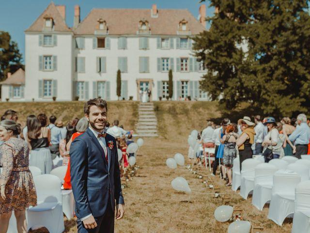 Le mariage de Quentin et Ines à Roanne, Loire 97