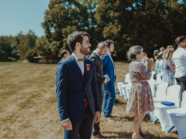 Le mariage de Quentin et Ines à Roanne, Loire 98