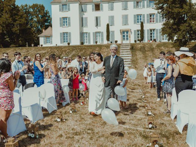 Le mariage de Quentin et Ines à Roanne, Loire 100