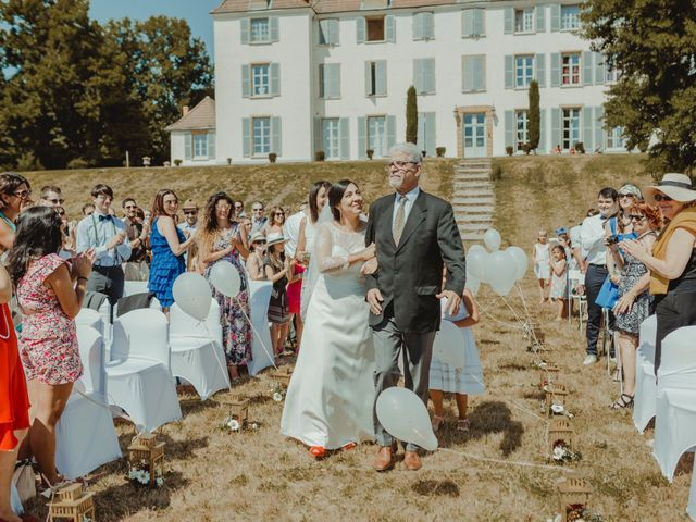 Le mariage de Quentin et Ines à Roanne, Loire 101