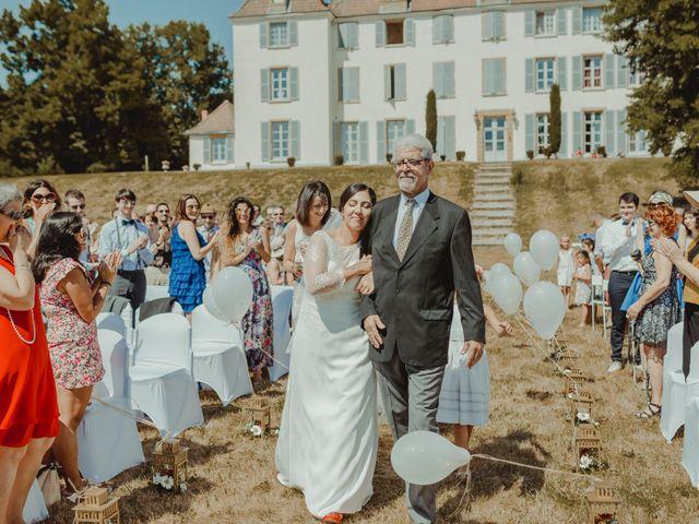 Le mariage de Quentin et Ines à Roanne, Loire 102