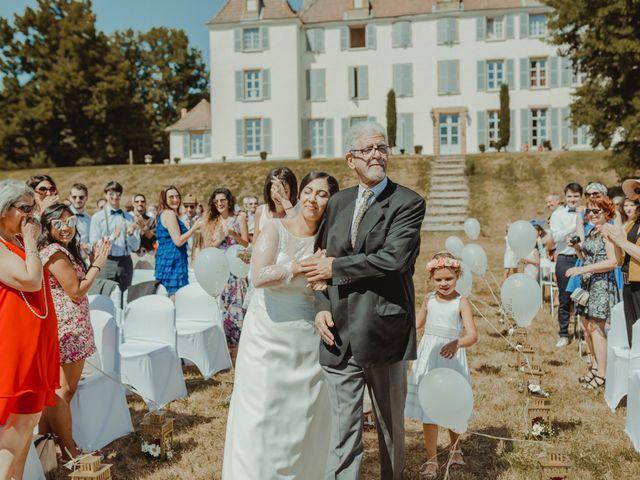 Le mariage de Quentin et Ines à Roanne, Loire 103