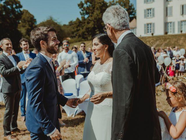 Le mariage de Quentin et Ines à Roanne, Loire 106