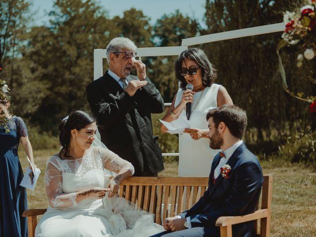 Le mariage de Quentin et Ines à Roanne, Loire 130
