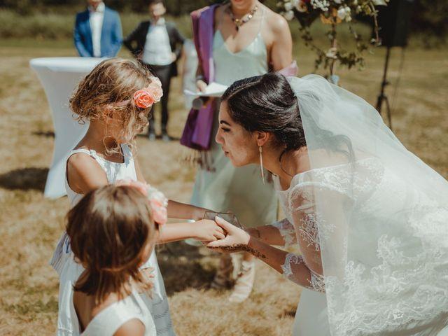 Le mariage de Quentin et Ines à Roanne, Loire 142