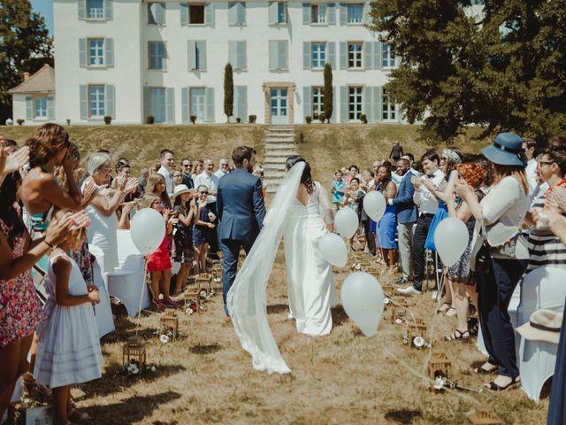 Le mariage de Quentin et Ines à Roanne, Loire 155