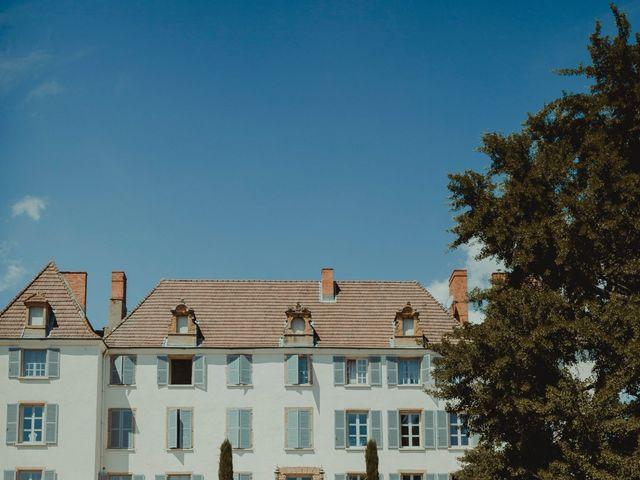 Le mariage de Quentin et Ines à Roanne, Loire 156