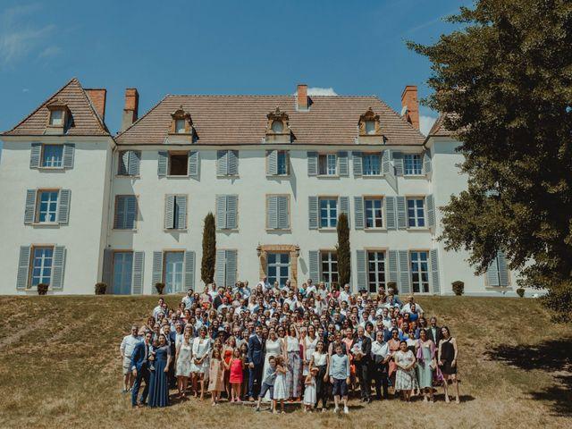 Le mariage de Quentin et Ines à Roanne, Loire 158