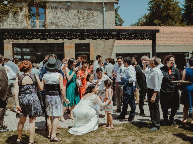 Le mariage de Quentin et Ines à Roanne, Loire 180