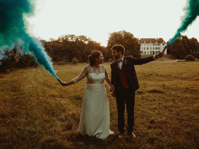 Le mariage de Quentin et Ines à Roanne, Loire 256