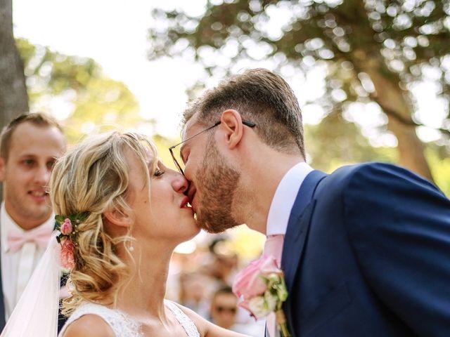 Le mariage de Olivier et Laura à Montpellier, Hérault 15