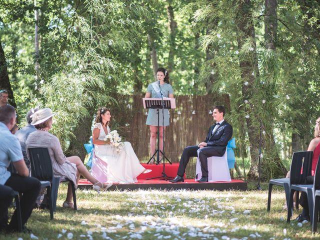 Le mariage de Sebastien et Justine à Estillac, Lot-et-Garonne 17