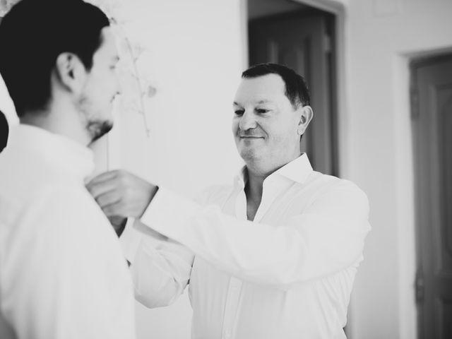 Le mariage de Hugo et Chloé à Escragnolles, Alpes-Maritimes 20