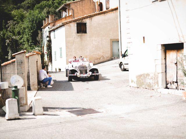 Le mariage de Hugo et Chloé à Escragnolles, Alpes-Maritimes 33