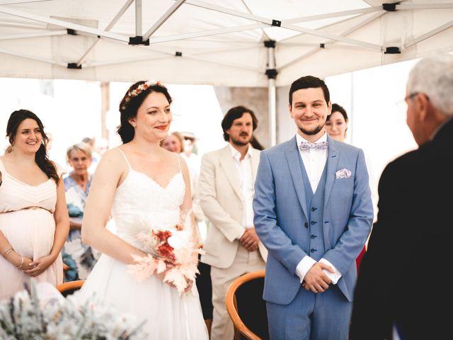 Le mariage de Hugo et Chloé à Escragnolles, Alpes-Maritimes 38