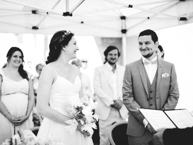 Le mariage de Hugo et Chloé à Escragnolles, Alpes-Maritimes 39