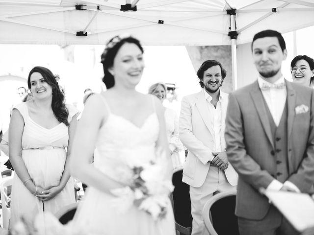 Le mariage de Hugo et Chloé à Escragnolles, Alpes-Maritimes 41