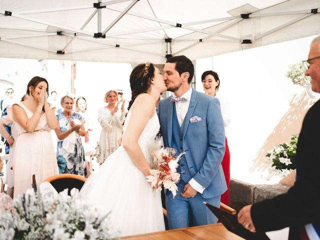 Le mariage de Hugo et Chloé à Escragnolles, Alpes-Maritimes 42