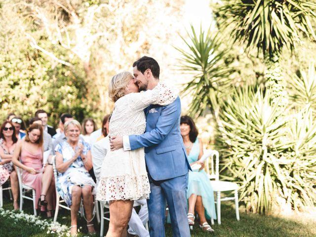 Le mariage de Hugo et Chloé à Escragnolles, Alpes-Maritimes 45