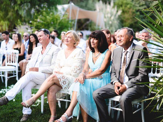 Le mariage de Hugo et Chloé à Escragnolles, Alpes-Maritimes 51