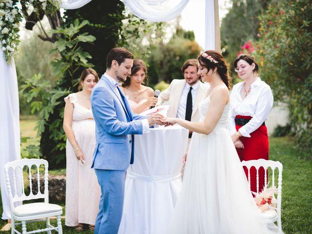 Le mariage de Hugo et Chloé à Escragnolles, Alpes-Maritimes 54