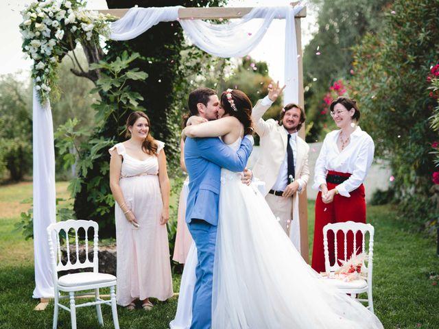 Le mariage de Hugo et Chloé à Escragnolles, Alpes-Maritimes 55