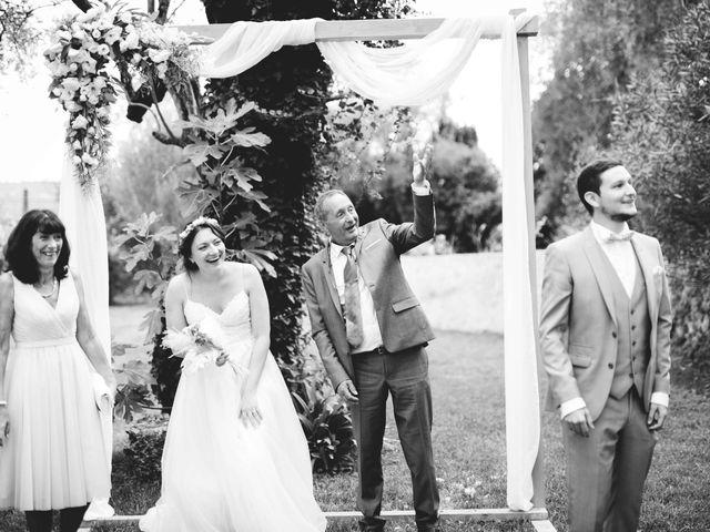 Le mariage de Hugo et Chloé à Escragnolles, Alpes-Maritimes 57
